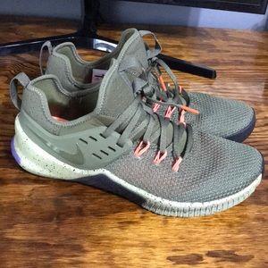 Nike Men's Nike free training shoes